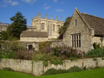 Christ Church College, Oxford, UK, 2006
